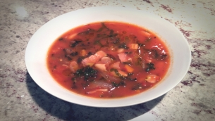 Minestrone - Cropped